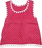 Camey Baby Girls Pink Winter Vest ( 6-12...