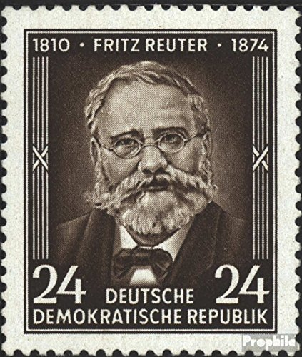 ddr-430-completaproblema-1954-fritz-reuter-francobolli-