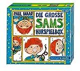 Die große Sams-Hörspielbox (6 CD): 4 Hörspiele