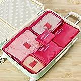 6 Pcs Storage Bag Box container Waterpro...