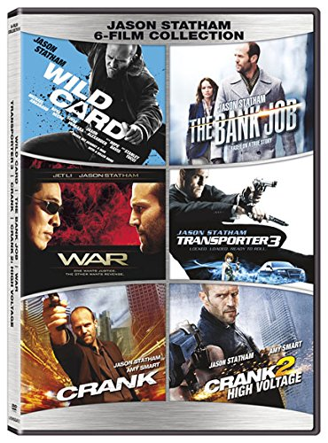 Jason Statham 6-Film Collection [Edizione: Stati Uniti]