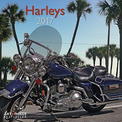 Harleys 2017 Broschürenkalender