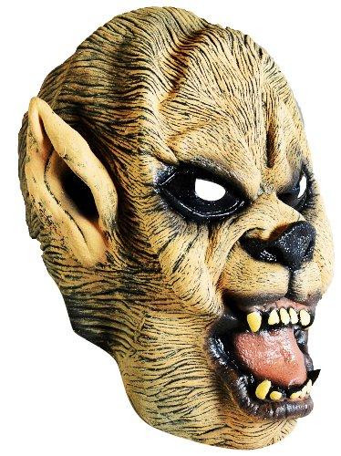 Maske Wolfman (Wolfman Maske! Bissig Horror)