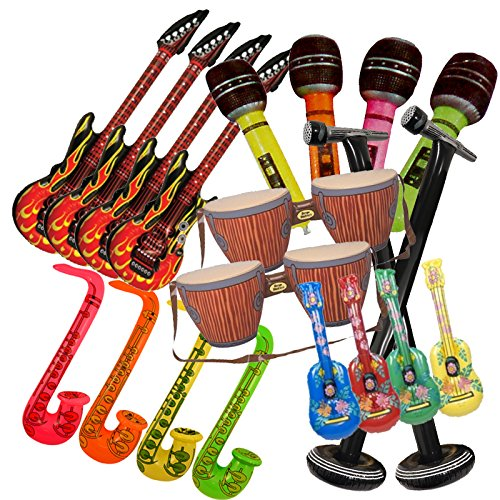 Aufblasbare Hochzeits-Band-Instrumente (Aufblasbare Trommel)