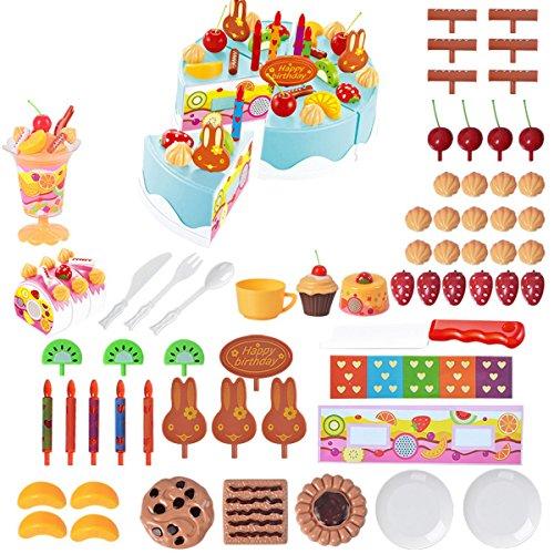 Anastoy Kinder Kuchen Tee Spielzeug Set
