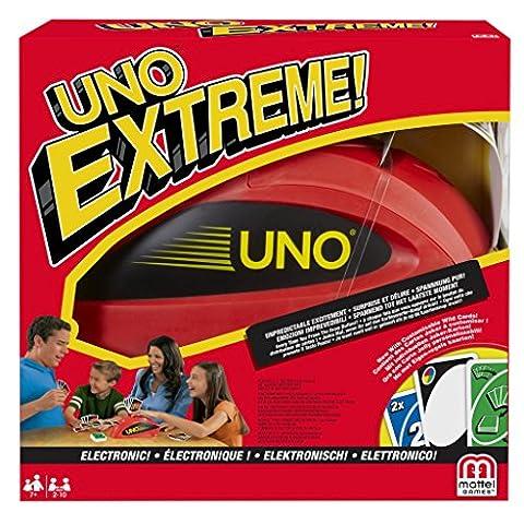 Mattel - V9364 - Jeu de Société - Uno Extreme