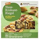 Tegut Nuss-Krokant-Riegel, 3 Riegel, 90 g