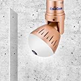 EsiCam Spy Camera Light Bulb VR Panorama Cam HD 2.0 M with Adjustable Bracket Sensor Light Two Way Audio Support Smart Phone PC SD Card Cloud Night Vision Use for Doorway Gate Security Baby Monitor
