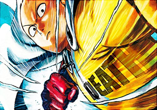 Poster One Punch man Manga Anime Wall Art