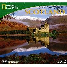 Scotland [With World Map]