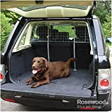 Rosewood 02449 Hundegitter fürs Auto - 2