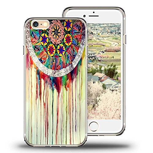 iPhone 6/6S Fall, viwell (TM) iPhone 6/6S Hard Fall New Fall für Apple iPhone 6/6S (2015) Verizon Dream Catcher - -