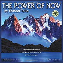 Power of Now 2018 Wall Calendar: A Year of Inspirational Quotes