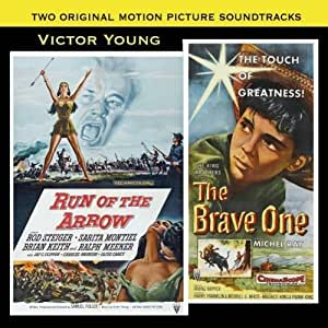 Run of the Arrow/the Brave One [Import USA]