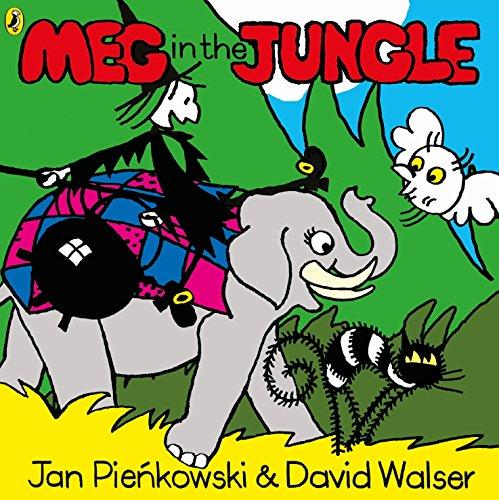 Meg In The Jungle (Meg & Mog) por Sin autor