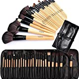 Make up Brushes, Cadrim 24 pcs Natural Hair - Best Reviews Guide