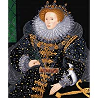 Queen Elizabeth i of England – Kit punto croce (18 ct Aida)