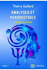 Analyses et perspectives: Recueil d'article I Format Kindle