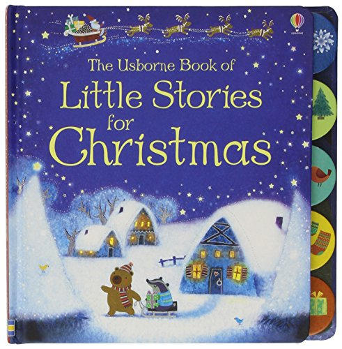 Little Stories for Christmas (Babys Bedtime Book)