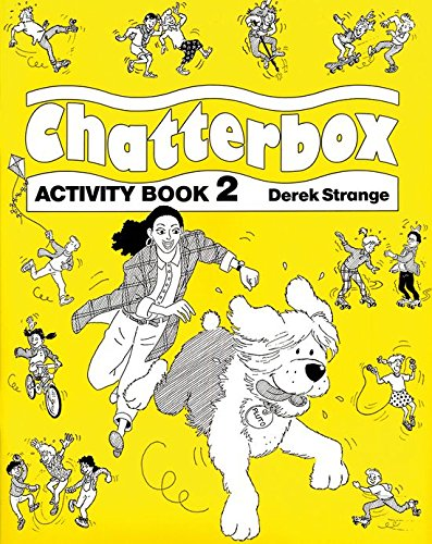 Chatterbox Activity, Book 2
