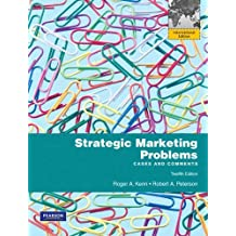 Strategic Marketing Problems: Cases and Comments by Roger Kerin (2009-08-01)
