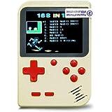 InsideOut Mini Game Boy 8 Bit Schermo a Colori Classico | 168 Emblematic Games Retro Vintage Nostalgia 90 | Pronto a…