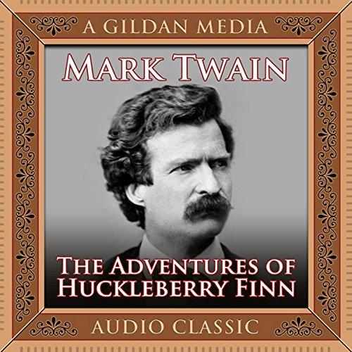 The Adventures of Huckleberry Finn  Audiolibri