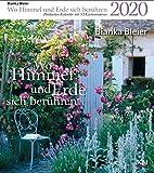 Wo Himmel und Erde sich berühren 2020 - Postkartenkalender mit 53 Gartenmotiven - Bianka Bleier