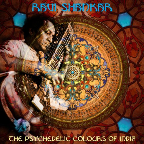 The Psychedelic Colours Of India
