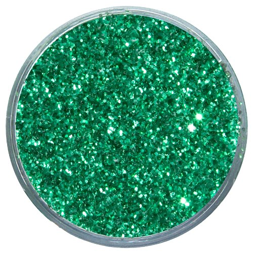 Snazaroo Face and Body Paint, Glitter Dust, 12 ml - Bright Green