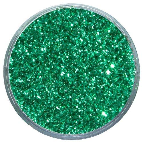 (Snazaroo Kinderschminke Effekt Glittergel, 12 ml Topf - holographischer Glitzer, Brillantgrün)