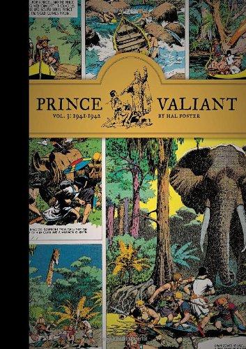 Prince Valiant Volume 3: 1941-1942 (Prince Valiant (Fantagraphics))