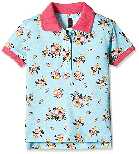 e16ac902 United colors of benetton 8907327025186 Ucb Kids Baby Girls Polo ...