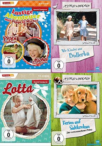 Best of Astrid Lindgren (Pippi & Michel / Bullerbü / Lotta / Saltkrokran)