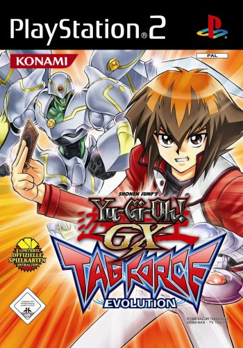 Yu-Gi-Oh! - Tag Force Evolution (Ps2 Konami)