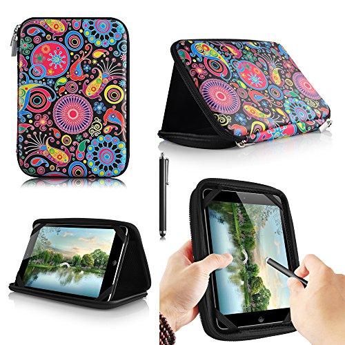 casezilla-amazon-kindle-fire-hdx-7-inch-tablet-universal-eva-hard-shell-folio-case-jellyfish-polka
