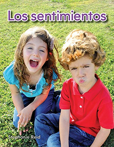 Los sentimientos (Feelings) (Early Childhood Themes) (Spanish Edition)