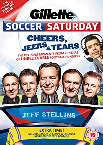 Gillette Soccer Saturday - Cheers Jeers [Edizione: Regno Unito]