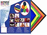 #9: SOFTSPUN MicroFiber Ultra Fast Drying, Dusting and Cleaning Towel Cloth