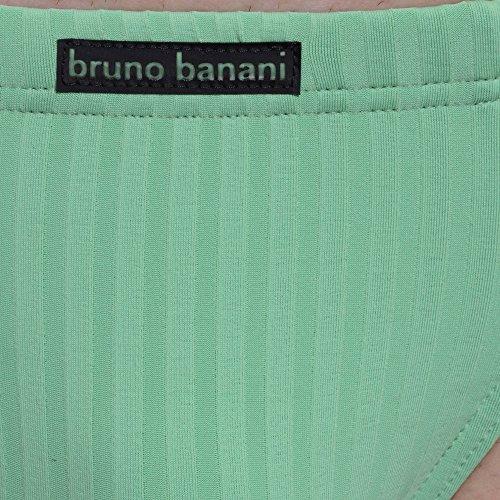 bruno banani Herren Slip Tanga Antistress Grün (Hellgrün 271)