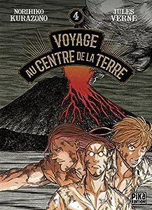 Voyage au Centre de la Terre Edition simple Tome 4