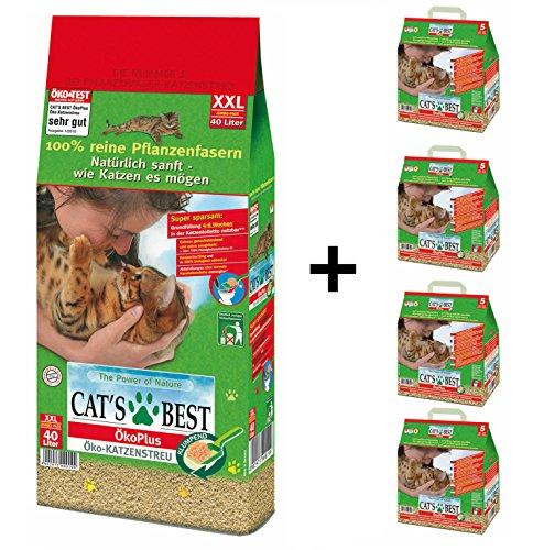 cats-best-oko-plus-60-liter