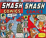 Smash Comics. Issues 3 and 4. Features Espionage, Wings Wendall, Archie O'Toole, Clip Chance and more. Golden Age Digital Comics Action and Adventure. (English Edition)