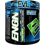 Evlution Nutrition EVL ENGN Pre-workout Powder, Green Apple, 30 Servings (8.5 Oz)