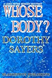 Whose Body? (Lord Peter Wimsey Mystery)