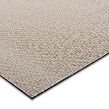 casa pura® Indoor- und Outdoor-Bodenbelag Verona | kunstvoll gewebt | als Teppich oder Läufer | 40 Größen (90x200cm)