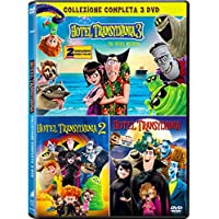 Hotel Transylvania Collection 1-3