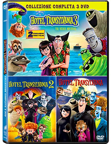 Hotel Transylvania Collection 1 3