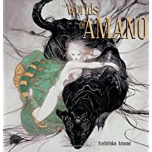 Worlds of Amano by Christopher Golden (2007-04-10)