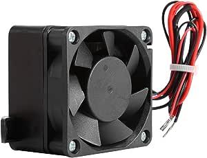 Fdit PTC Auto Lufterhitzer Heizlüfter 100 Watt 12 V Energiesparende Konstante Te